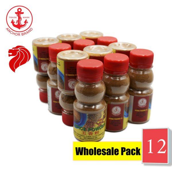 [Bundle of 12] Anchor 5 spice Powder 50g