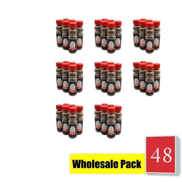 [Bundle of 48] Parrot Black | White Pepper Powder 90g