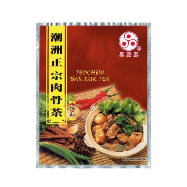 Three Points Teochew Bak Kuk Tea 23g