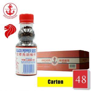 [Carton of 48] Anchor Black Pepper Seed 95g