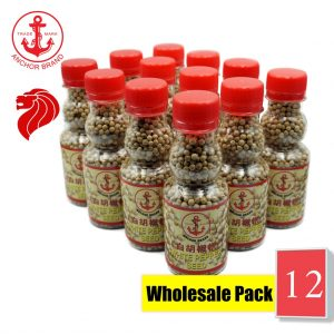 [Bundle of 12] Anchor White Pepper Seed 100g