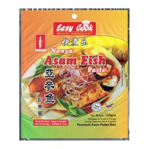 Easy Cook Nonya Asam Fish Paste 200g